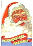 Christmas Carols Santa Claus Songbook Bank Premium