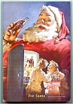 Complete 1950 National Geographic, Santa Coke Ad