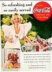 1937 Coca Cola Frosty Bottles
