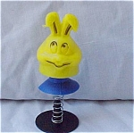 Plastic Silly Rabbit Pop-up Toy