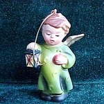 Angel Boy Christmas Tree Holiday Decoration