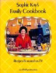 Sophie Kay's Family Cookbook; Tv Cooking School, 1970s