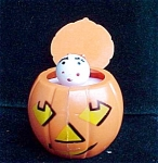 Halloween Fun World Squeaky Jack O Lantern