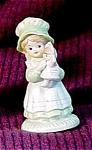 Big Hat, Little Girl, Enesco Figurine
