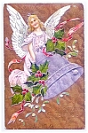 1910 Beautiful Angel, Bell & Holly