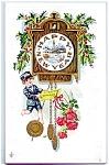 Telegram, Clock, Messenger -- New Year Pc