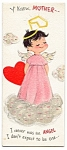 Angel Valentine For Mother