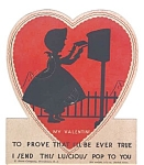 Vintage Pop Holder Valentine