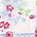 Flowers And Fruit Kitchen Linen Tea Towel