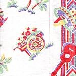 Southwest Design Kitchen Linen Tea Towel