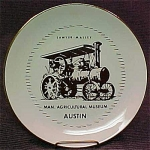 Manitoba Agricultural Museum Plate
