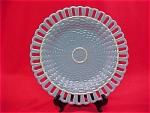 Wedgwood Basket Weave Plate
