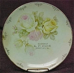 L.p. Baird Forrest City Il Advertising Plate