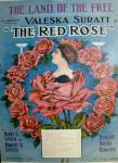 The Land Of The Free - The Red Rose 1911 Starmer Cover