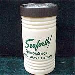 Seaforth Advertising Barber Shop Groom Stick