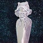 Jacksonville Florida Black Americana Sterling Souvenir Spoon