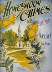 Honeymoon Chimes - Romantic 1922 Sheet Music