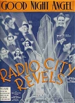 "Good Night Angel - 1937 ""radio City Revels"" Great Cover"