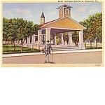 Florida Souvenir Black Americana Postcard