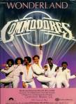 Wonderland - The Commodores - 1979