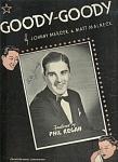 Goody - Goody - Johnny Mercer 1936 - Phil Regan