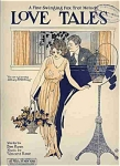 Love Tales - A Swinging Fox Trot Melody 1923