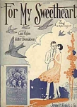 For My Sweetheart - 1926 The Chapman Boys