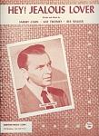 Hey Jealous Lover - Frank Sinatra 1956