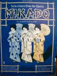 The Flowers That Bloom In The Spring - From The Mikado 1910