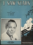 I Saw Stars - Henry Busse - 1934 - May Singhi Breen