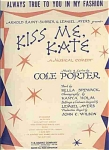 Always True To You In My Own Fashion -kiss Me Kate - Cole Porter