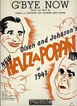 G'bye Now -olsen & Johnson's Hellz A Poppin Of 1941