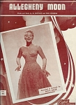 Allegheny Moon - Patti Page Photo 1956