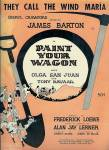 They Call The Wind Marīa - Paint Your Wagon - 1951