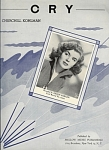 Cry - Eileen Barton Photo - 1951
