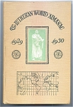 The Lutheran World Almanac, 1929 To 1930