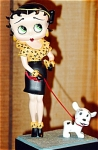 Out For A Stroll, Retired Betty Boop Figurine