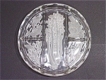 Vintage 1960s Glass Serving Dish