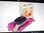Marilyn Monroe Diamonds Salt An Pepper Shaker Set