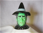 "Wizard Of Oz ""wicked Witch"" Salt & Pepper"