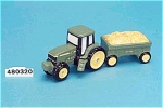 John Deere Tractor Salt & Pepper