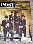 Saturday Evening Post, Beatles, Aug. 8, 1964