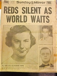 Reds Silent As World Waits, July 1, 1951