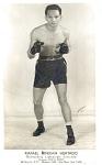 1940 Original Photo Of Boxer Rafael Hurtado