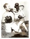 Original News Photo Of Max Baer, 1934