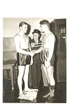 1938 Photo Of Tony Pandy And Tommy Farr