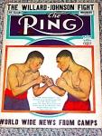 Ring Magazine November 1944, Jack And Montgomery