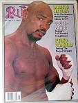 Ring Magazine May 1982, Marvin Hagler