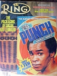 Ring Magazine June 1981, Sugar Ray Leonard