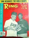 Ring Magazine June 1979, Joe Louis And Holmes